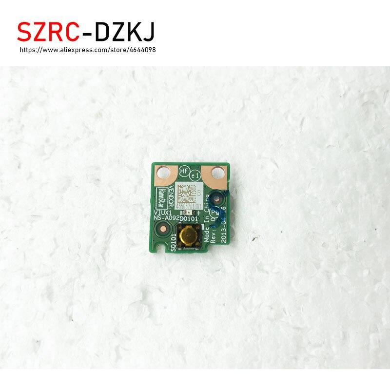 Original for Lenovo Thinkpad X230S X240 X240S X250 X260 X270 Power Button Switch Subcard Board 04X0757