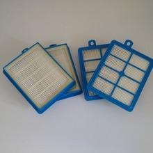 Paquet de 4 filtres Hepa pour Philips FC9000-FC9099, FC9100-FC9199, FC9200-FC9299 aspirateurs à cartouche