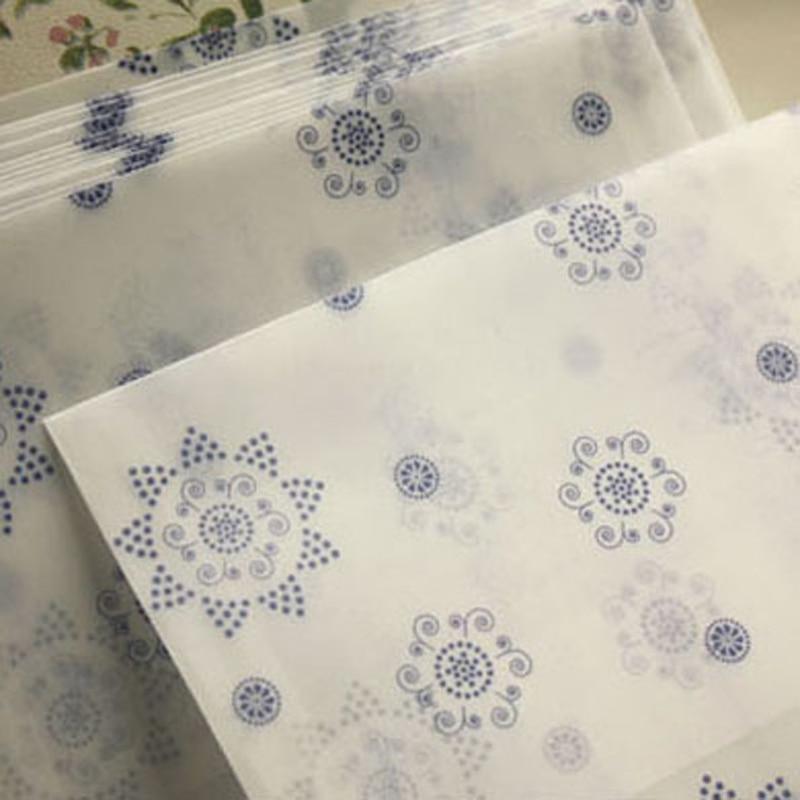 10 unids/lote de sobres románticos de flores de nieve, postales, tarjetas de felicitación, cubierta de papel, sobres, papelería, suministros escolares
