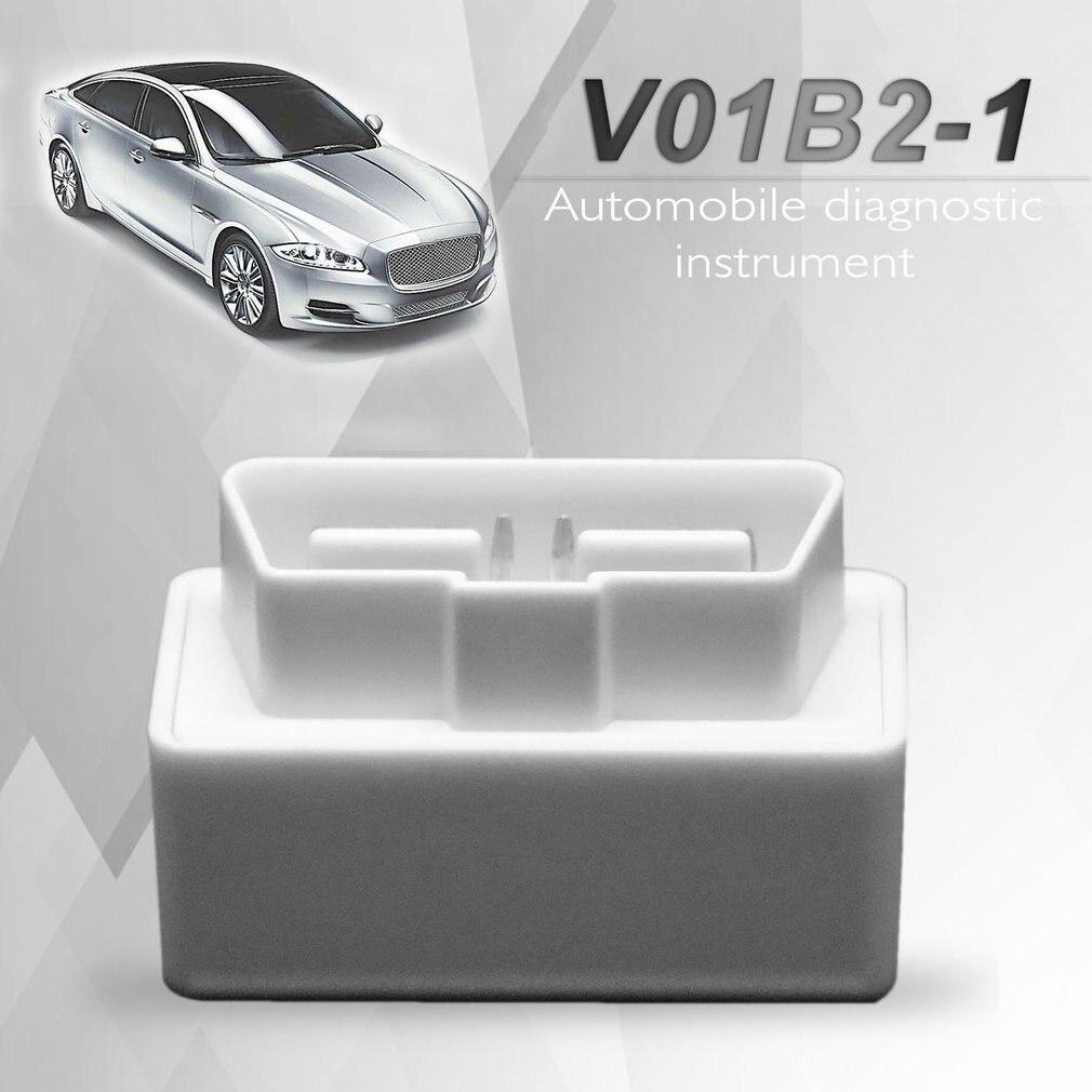 NewNewestV01B2-1 Car Veículos Auto Scanner de Diagnóstico de Falhas Ferramenta Versão Atualizada V1.5 OBD2 II Máquina De Diagnóstico OBDII Protocolo