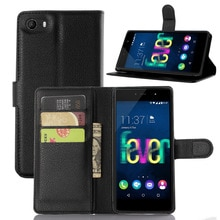 Safety Luxury Coque Fundas For Wiko Fever 4G Phone Case With Stand Wallet Leather Flip Cover Bags Sk
