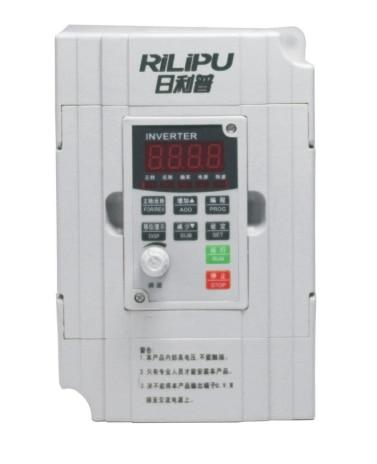 VFD RILIPU Inverter 1.5kw Input  220v single phaseoutput 380v  three phase general 380v mini frequency converter