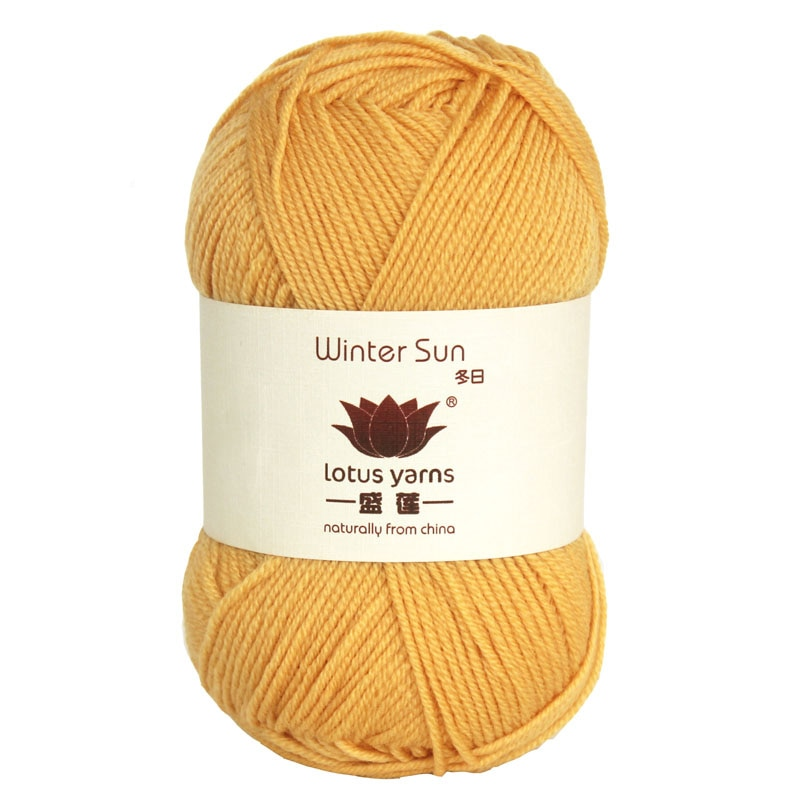 5*50g ball 100% extrafine merino wool yarn handknitting yarn crochet wool yarn