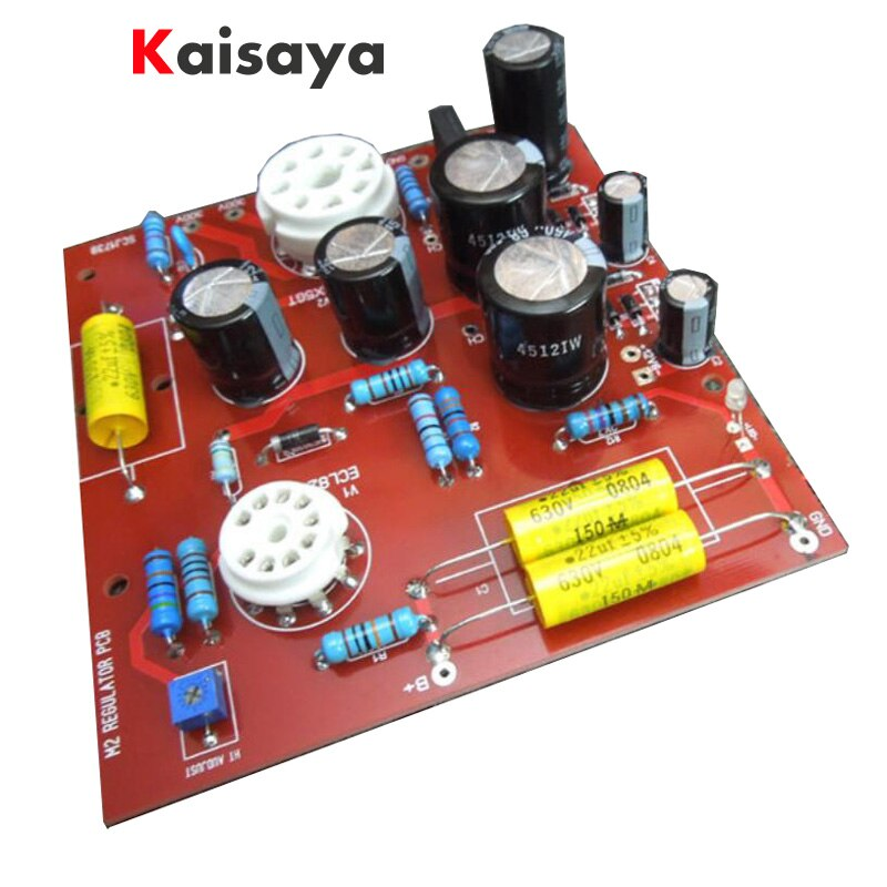Плата усилителя AudioNote L2, Регулируемый блок питания для Hi-Fi усилителя G4-001
