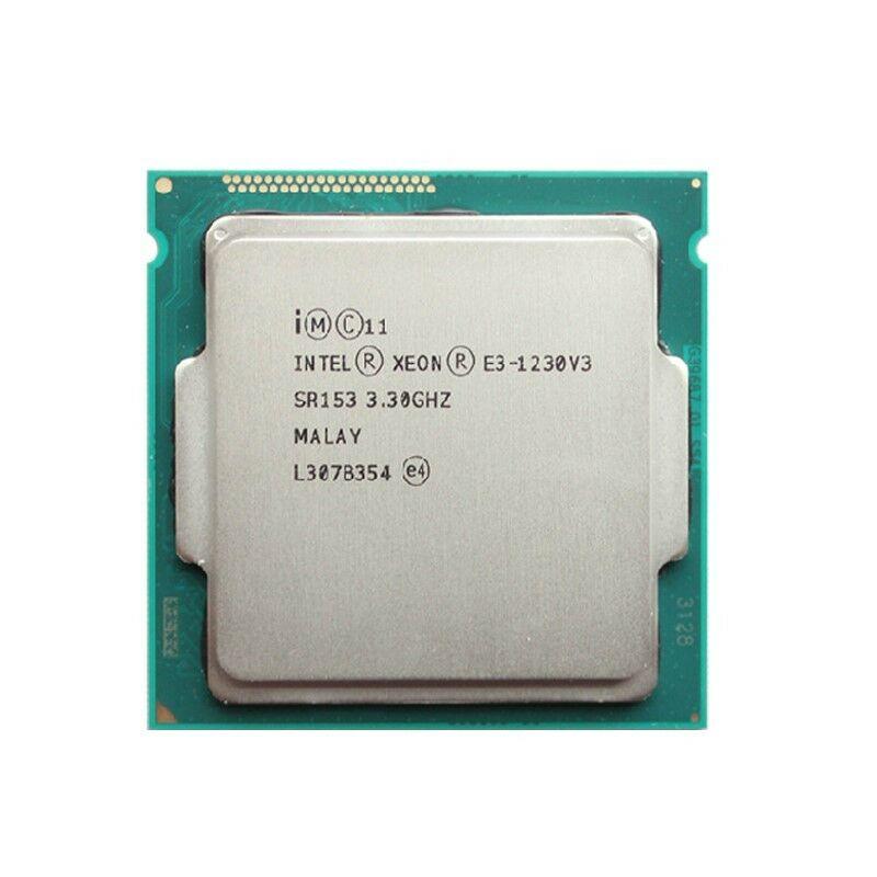 Intel Xeon E3-1230 v2 E3 1230 v2 CPU Quad-Core LGA1155 CPU