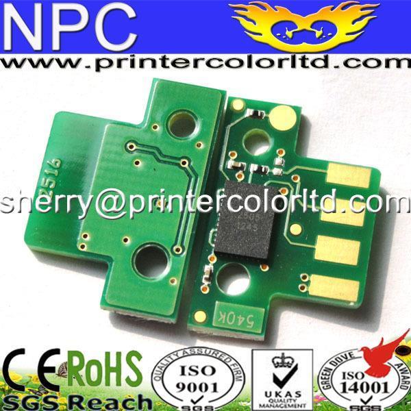 Toner chip compatible con lexmark CS310/CS410/CS510 1K