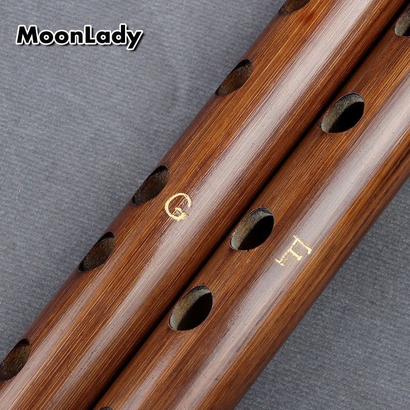 A Vertical Flute G/F Key Whistle Flute Traditional Clarinet New Arrival Two-section Clarinet Flute for Beginner and music lover enlarge