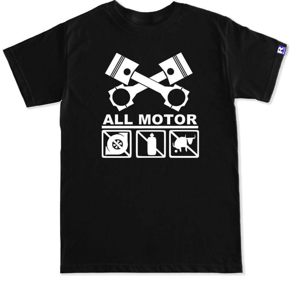 Jdm Civic Integra Tipo R Rsx B16 B18 B20 K20 Pistons Cams Motor marca 2019 nueva camiseta hombre algodón camiseta hombres ropa Cartoo