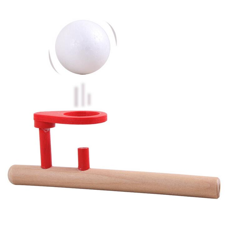 Schylling Blow Toys Hobbies Outdoor Fun Sports Toy Ball Foam floating ball game children Wooden Education kids baby puzzle toy