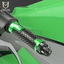 "7/8"" 22MM Motorcycle Handlebar Hand Grips For Honda CBR 125 150 250 300 400 500 R 600 600F 650F 600 900 929 954 RR 1100XX"
