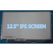 Para Lenovo U260 K27 X230 X220 X220i X220T X201T laptop LCD LED pantalla 12,5 IPS LP125WH2-SLB1 LP125WH2-SLB3 LP125WH2-SLT1
