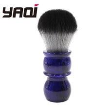 Синтетический ворс Yaqi, щетка для бритья для мужчин 24 мм