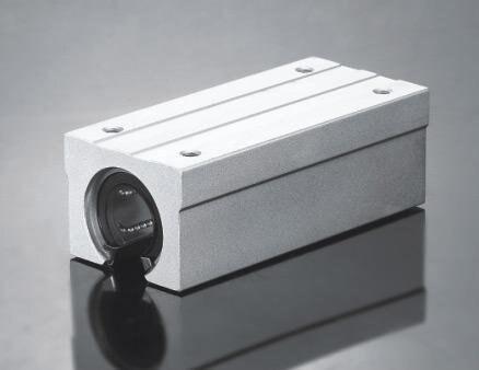 2pcs/lot SBR16LUU 16mm CNC Router Linear Ball Bearing Block