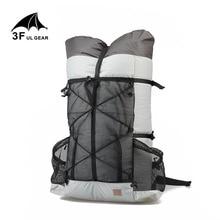 3F UL GEAR Camping extérieur voyage sac à dos randonnée sac à dos 26L 38L ultra-léger sans cadre Trekking Packs