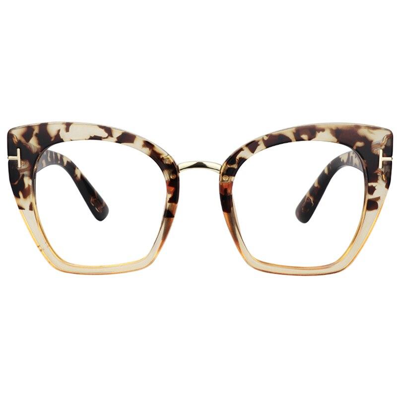 Zeelool القراء سميكة عين القط نظارات للقراءة للنساء لولو VFP0255