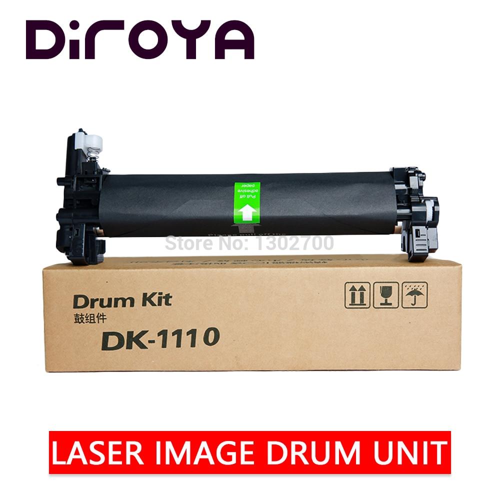 DK 1110 Drum Kit Unidade de chips Para Kyocera ECOSYS FS-1040 DK-1110 FS-1020 FS-1120 FS1020 FS1025 FS1120 FS1125 FS1220 FS1320 FS1040 FS1060