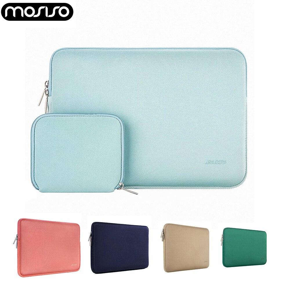 MOSISO сумка для ноутбука Macbook Air Pro 11 12 13 14 15 Retina ноутбук 11,6 13,3 15,6 дюйма рукав водонепроницаемый чехол