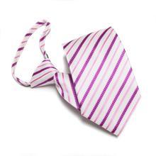 HOOYI 2019 handy ties zipper men's necktie easy tie