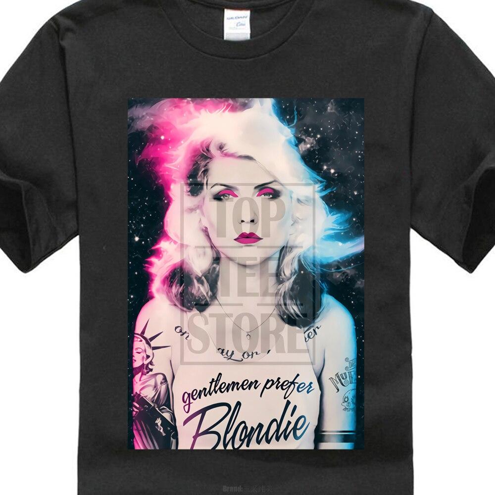 "Camiseta de Blondie con diseño de ""Barbie Harry"""