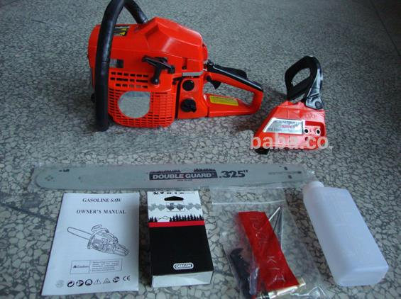 Chainsaw 52CC 2.4KW chain saw with 20