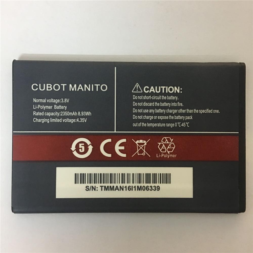 Аккумулятор для CUBOT MANITO Batterie Bateria Batterij аккумулятор 3,8 V 2350mAh