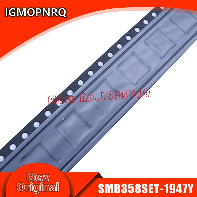 10 шт. SMB358SET-1947Y 358S-1947 358S 1947 зарядное устройство IC зарядный чип 2-4 линии для R8007 R829T R7007 30pin зарядное устройство IC