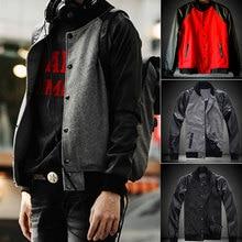 Hommes manteau baseball veste extérieur addas offre spéciale vêtements décontracté coupe-vent veste outwear grande taille mode coréenne