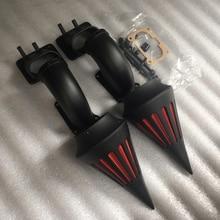 For Suzuki 06-12 Boulevard M109 M109R 06-07 Intruder VZR 1800 VZR1800 Motorcycle Air Cleaner Kit Intake Filter Black