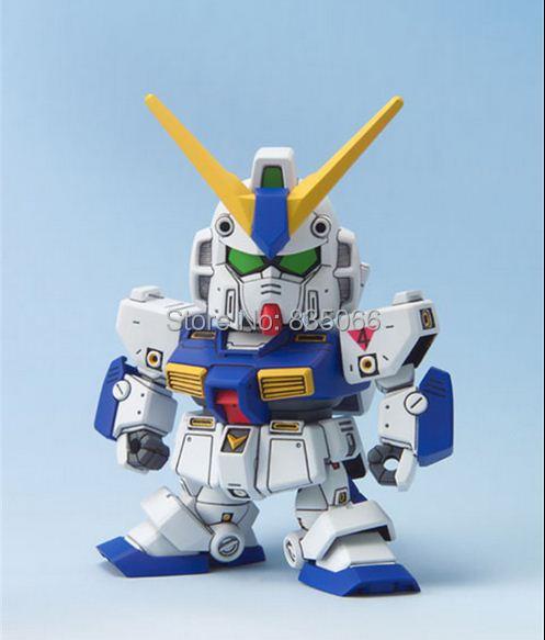 Japanese anime figures Gundam SD BB -273 Gundam RX-78 NT-1 ALEX robot action figure plastic model kits toys