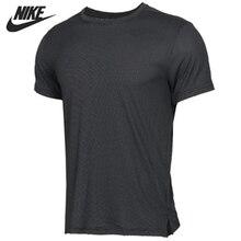 Nouveauté originale NIKE AS M NK SUPERSET haut VENT hommes T-shirts manches courtes vêtements de sport