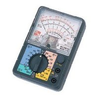 KYORITSU 1110 אנלוגי מודד עם מקרה DC 0.3V AC 12V