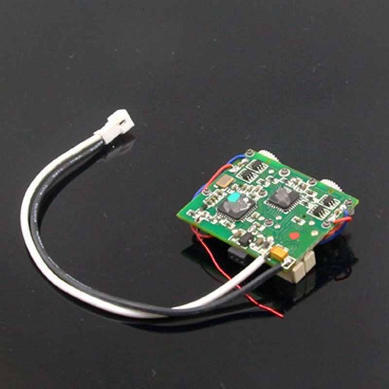 Receptor Ultra Micro Ar6400 Ar6410l Dsm2 6 Canales Esc 2 Con Cepillado Integrado Servos Lineales Para Aviones Rc Partes Y Accesorios Aliexpress