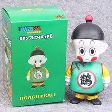 Jouet animé Dragon Ball Z Chiaotzu 10cm   Modèle de Collection de personnages, en PVC, cadeau pour enfants