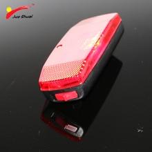 Vélo électrique Led rouge feu arrière Owlet feu arrière sur support arrière Ebike réparation accessoire électrique Ebike vélo lumière pour vente de vélo
