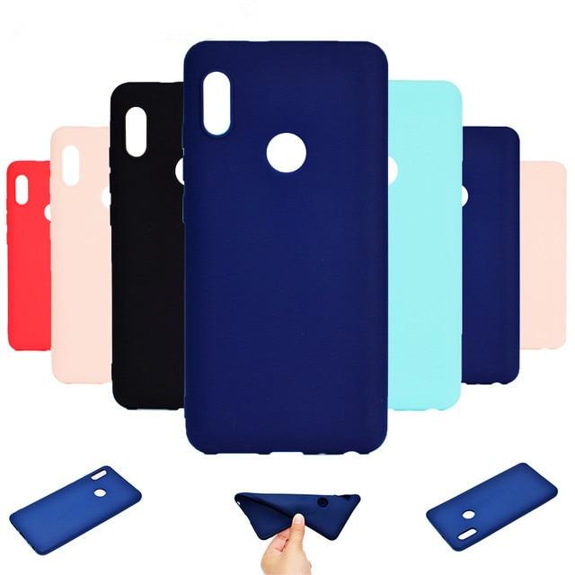Funda de teléfono mate de 100 piezas para Huawei P40 Lite E P30 Pro P20 P10 Plus P9 P Smart 2019 P funda de silicona de Color suave TPU