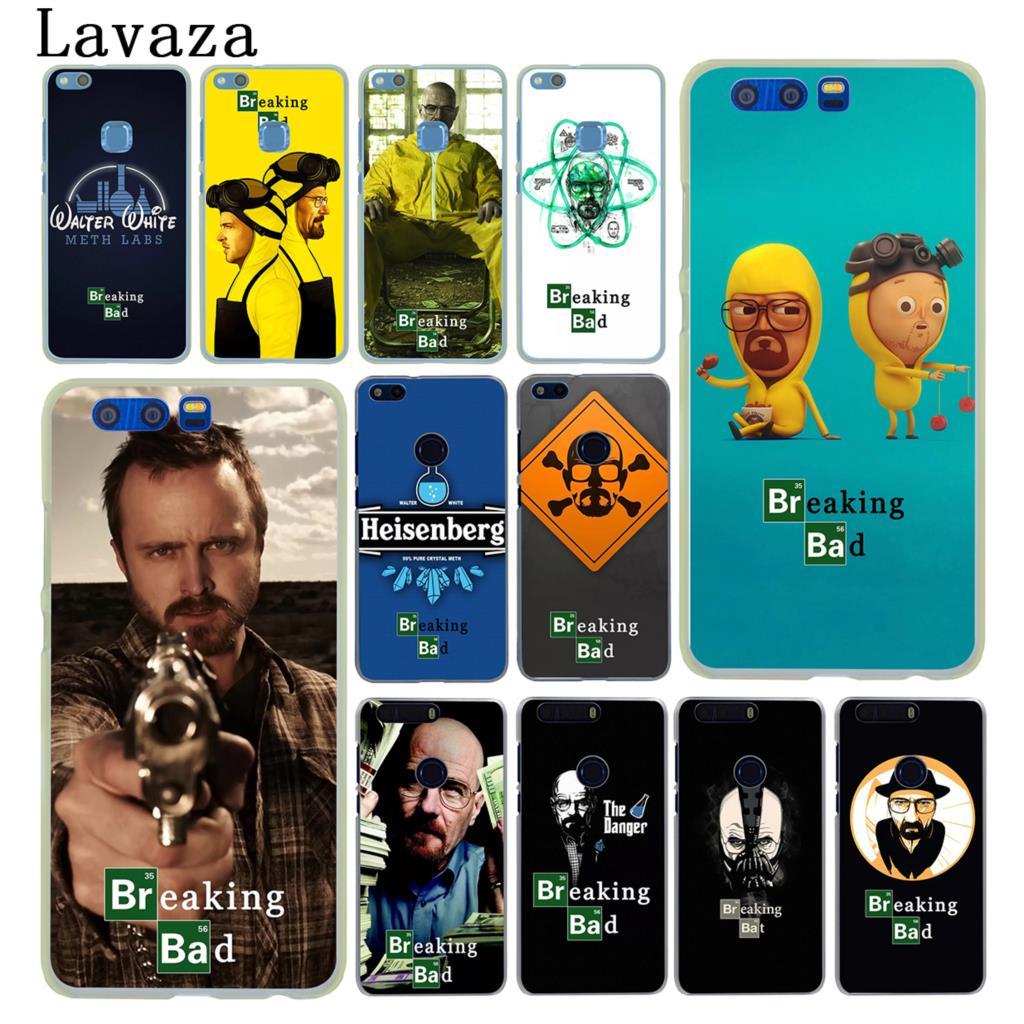 Lavaza Breaking Bad heisenberg serie de tv para Huawei Y9 Y7 primer 2018 2019 Honor 20 8A 8X 8 9 9X 10 Lite 7C 7X 7A Pro