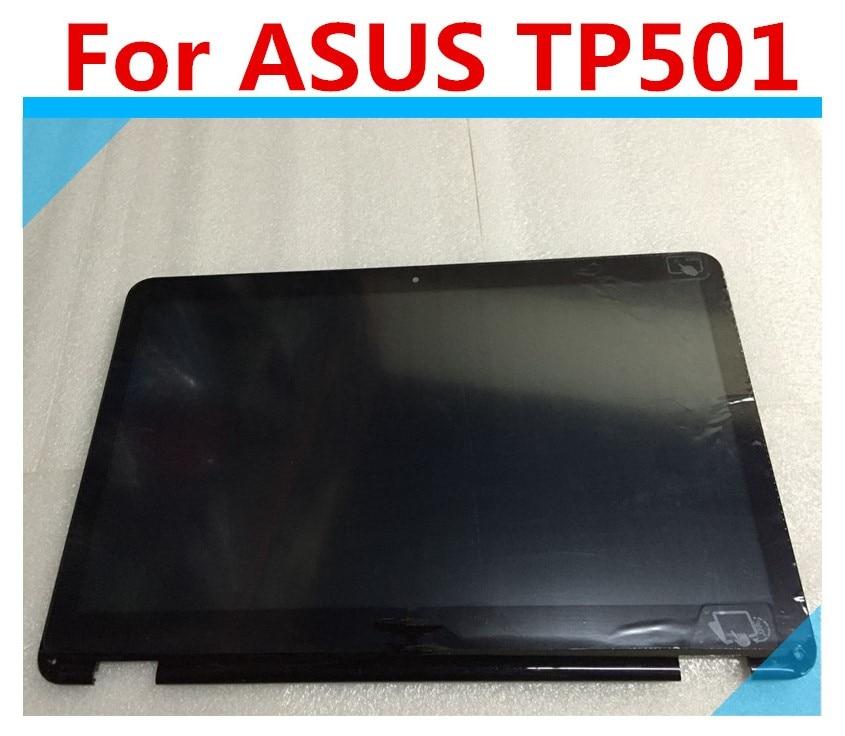 TPAY15611A-01X de pantalla de montaje de pantalla táctil LCD de 15,6 pulgadas para ASUS Transformer TP501