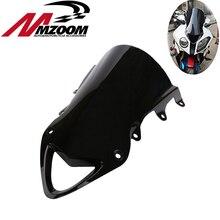 Accessoires moto De Haute qualité Pare-Brise Double Bubble Pare-Brise pour BMW S1000RR 2009-2014