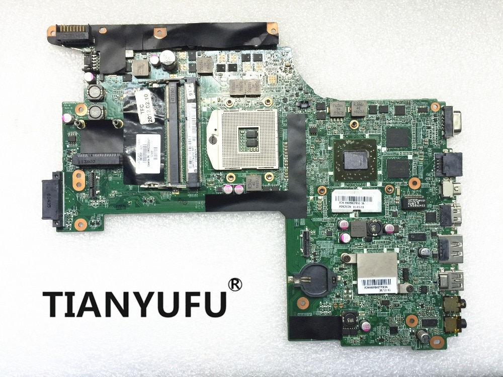 ENVY17 placa base 660202-001 DA0SP9MB8D0 DDR3 envío gratis para HP ENVY17 placa base de computadora portátil a prueba 100% trabajo