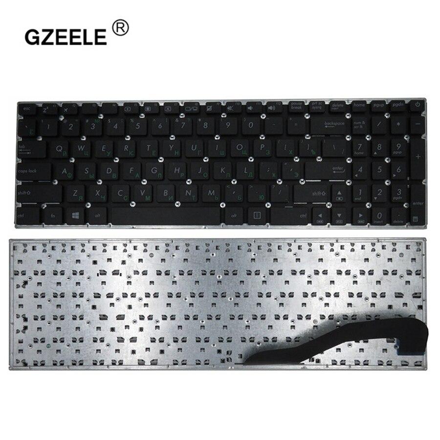 GZEELE russische laptop Tastatur für ASUS X540 X540L X540LA X544 X540LJ X540S X540SA X540SC R540 R540L R540LA R540LJ R540S R540SA