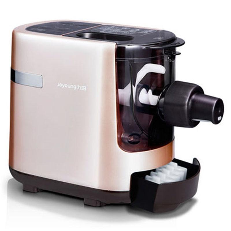 Máquina de Fabricante de fideos eléctrica doméstica automática de 220V máquina de prensado de masa de fideos multifunción con 6 boquillas de fideos