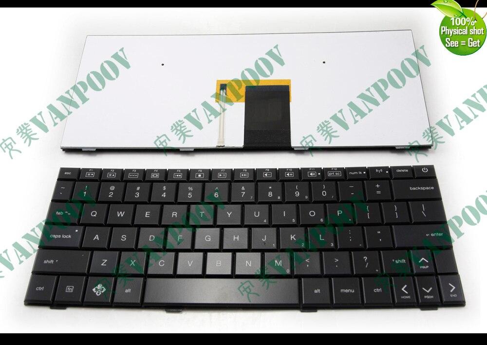 لوحة مفاتيح الكمبيوتر المحمول HP Voodoo ، Envy 133 ، US ، بإضاءة خلفية ، جديد