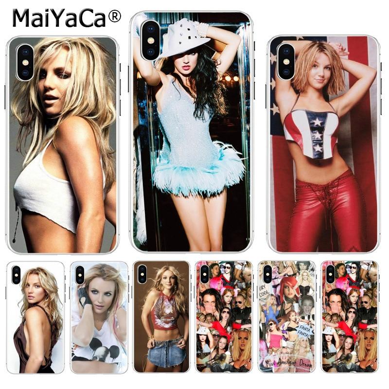 MaiYaCa, carcasa de lujo con collage de accesorios para teléfonos de gama alta para Apple iPhone 8 7 6 6S Plus X XS max 5 5S SE XR