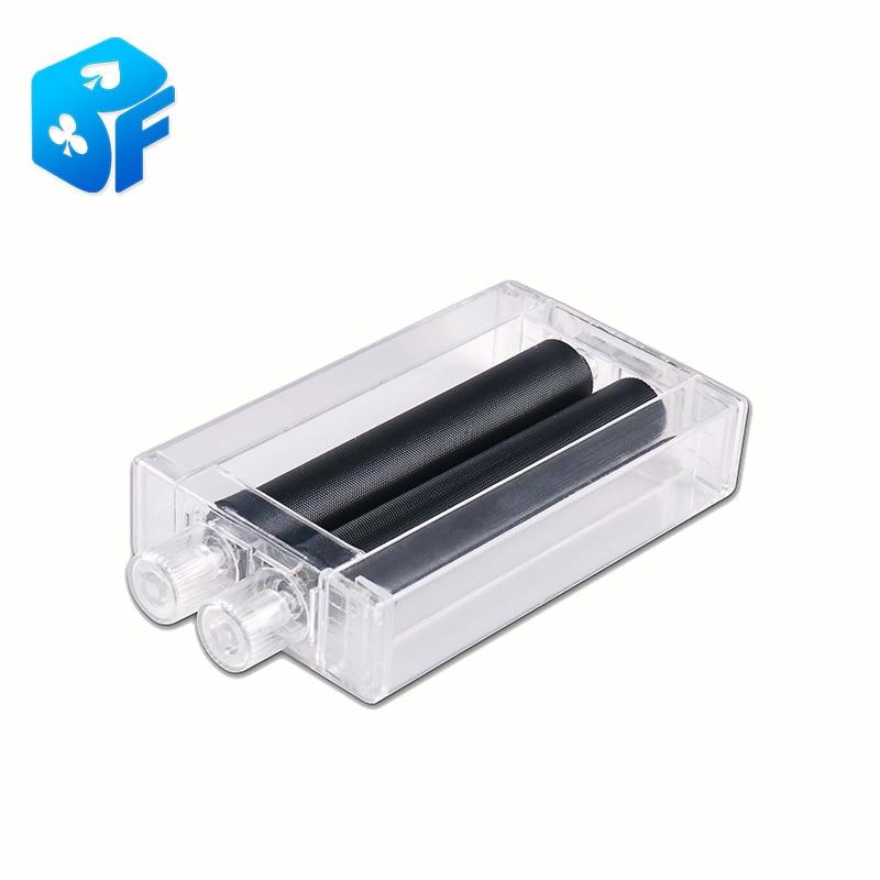 Máquina de impresión/plástico/truco de magia/utilería mágica/envío gratis prensa de impresión