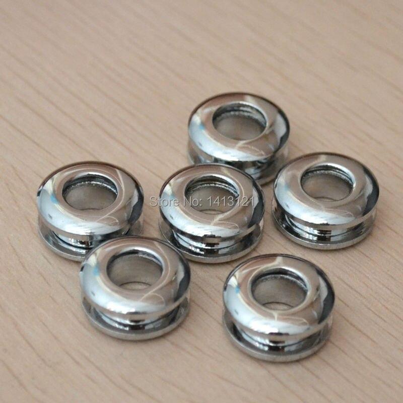 10 حلقات ثقب غاز نحاسية ، برغي ، اتصال ملولب ، حقيبة DIY ، حزام ، جزء الأجهزة ، مشبك جلدي يدوي الصنع