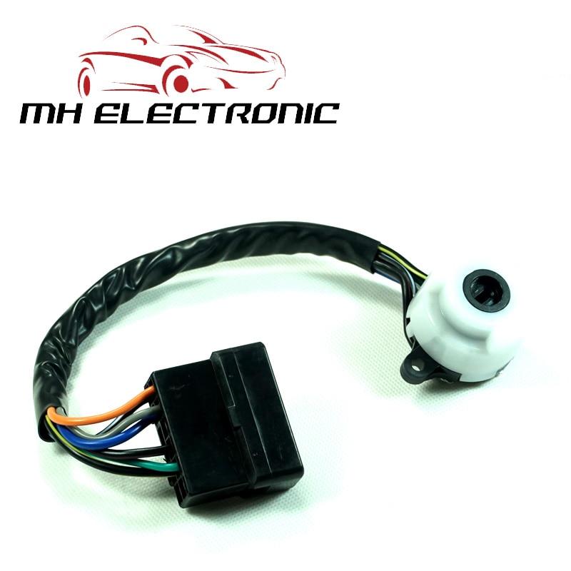 MH Electronic de alta calidad nuevo de encendido interruptor de arranque de cable de 7 pines para TOYOTA HIACE VAN BUS KDH200 TL4-2-8 TL428