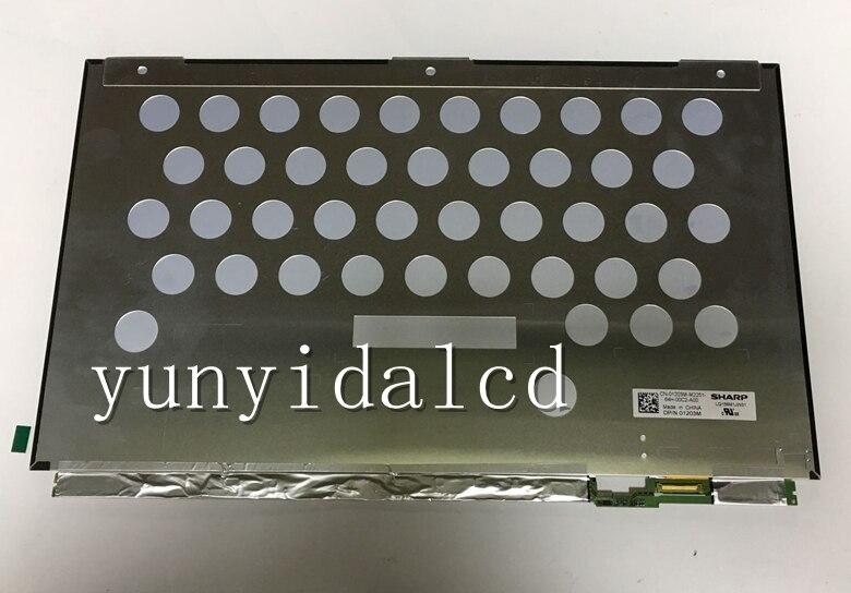 Nueva pantalla LCD LED de 15,6 pulgadas para Sharp LQ156M1JW31 1920x1080 FHD IPS edp 30PIN Pantalla de reemplazo para DELL XPS 15 9550