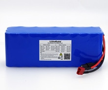 LiitoKala 36 V 7.8Ah 10S3P 7800 mAh 18650 Rechargeable Battery, Modified Bikes, 36 V Electric Vehicle PCB Protection