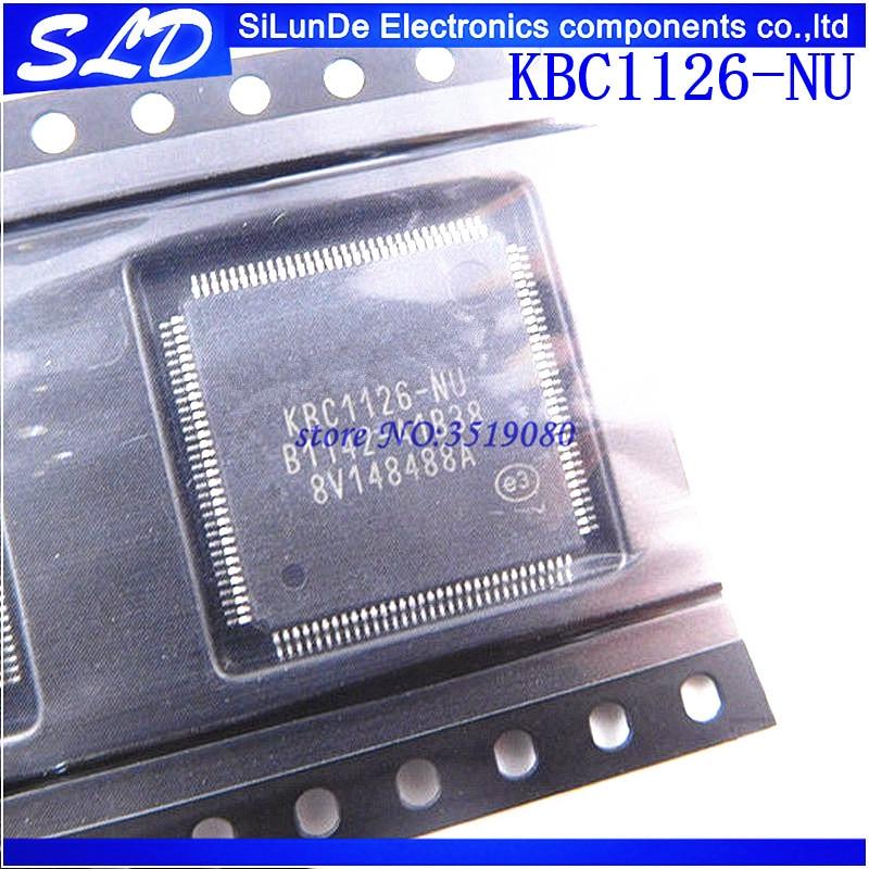 Frete Grátis 10 pçs/lote KBC1126-NU KBC1126 QFP-128 NU