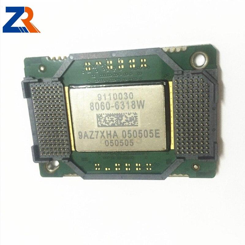 ZR nuevo CHIP DMD 8060-6318W 8060-6319W 8060-6319 8060-6318 Chip DMD grande para prjjectors/Resolución de proyección 800*600 (píxeles)